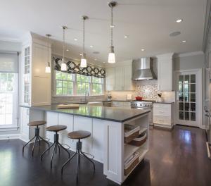 northern va kitchen electrical remodel