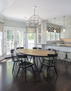 northern va dining room electrical remodeling